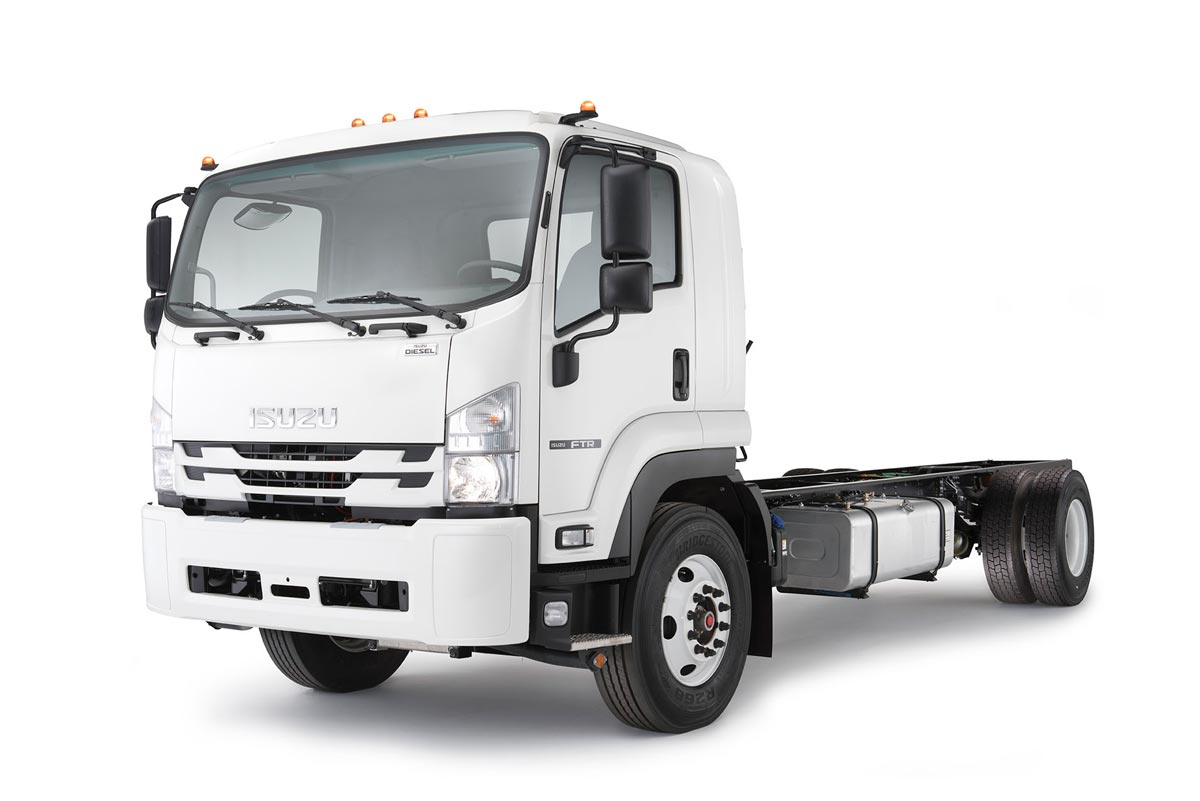 Isuzu Ftr  Medium