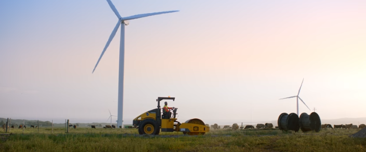 Volvo Wind Farm