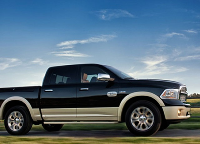 Review 2015 Ram 1500 Ecodiesel Is Fabulously Frugal On Fuel