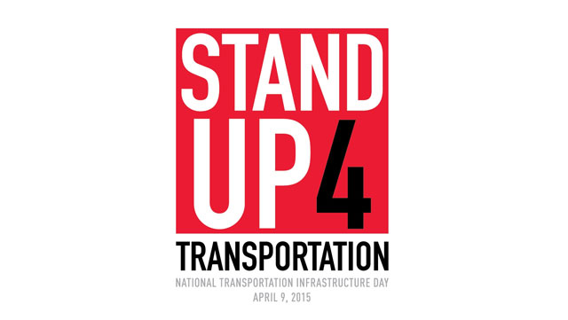 Stand Up for Transportation Day