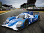 2013 Mazda SKYACTIV-D powered LMP2 race car