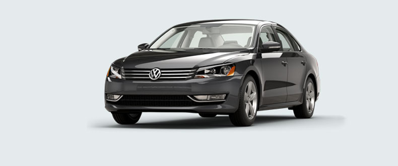 2013 Volkswagen VW Passat TDI Diesel Vehicle
