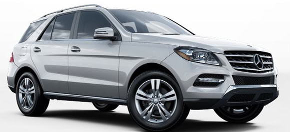 Mercedes-Benz ML250 BlueTEC SUV