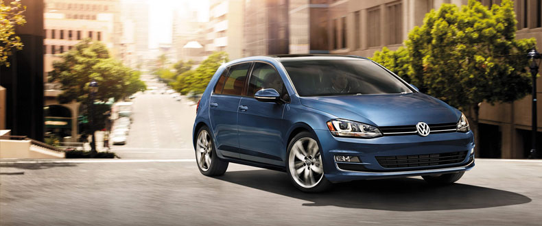 2013 Volkswagen VW Golf TDI Diesel Vehicle