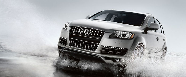 2013 Audi Q7 TDI Diesel Vehicle